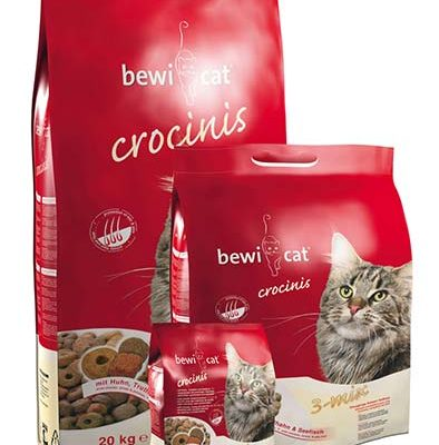Bewi Cat Mix Crocinis