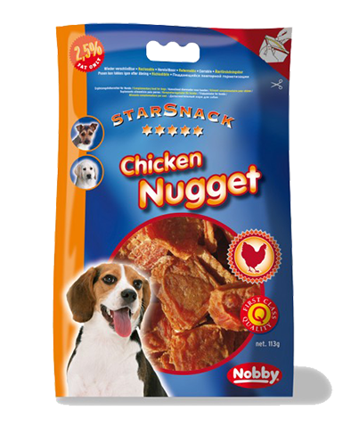 Starsnack Chicken Nugget